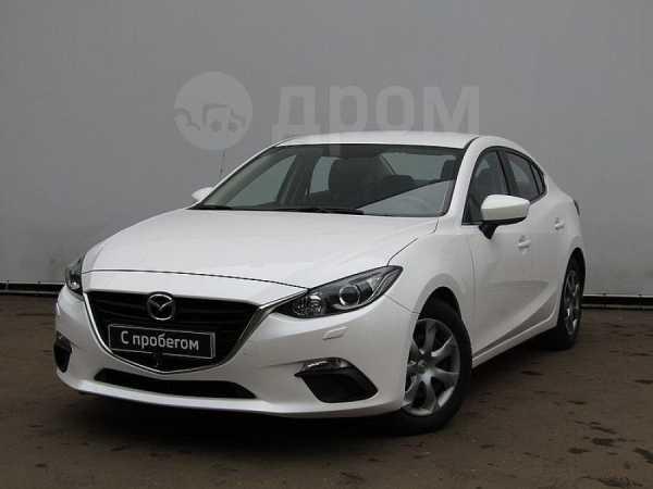 Mazda Mazda3, 2015 год, 840 000 руб.
