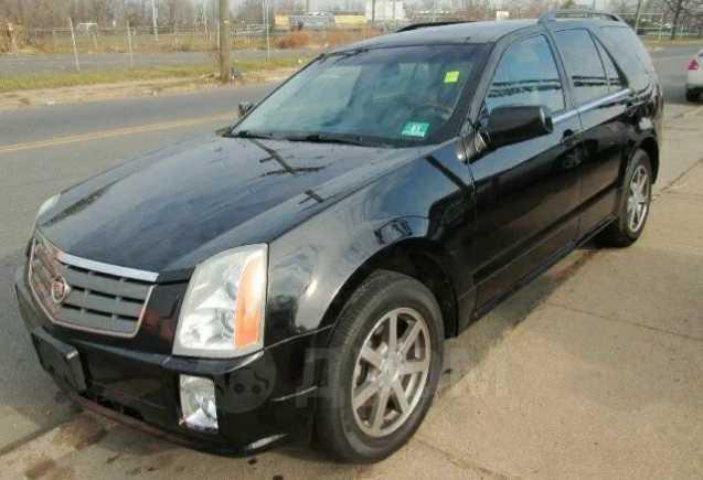 Cadillac SRX, 2004 год, 700 000 руб.