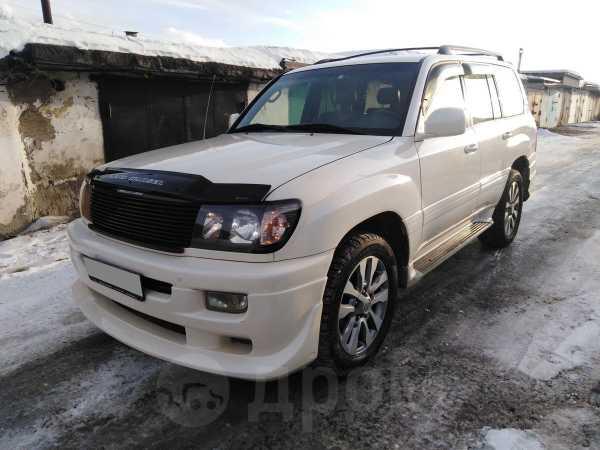 Toyota Land Cruiser, 2002 год, 970 000 руб.
