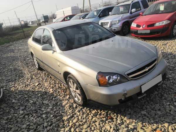 Chevrolet Evanda, 2004 год, 135 000 руб.