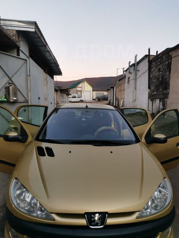 Peugeot 206, 2003 год, 225 000 руб.