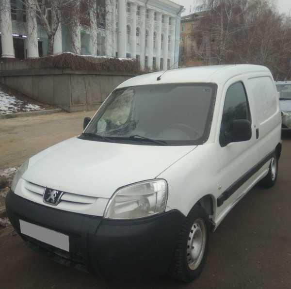 Peugeot Partner, 2010 год, 204 500 руб.