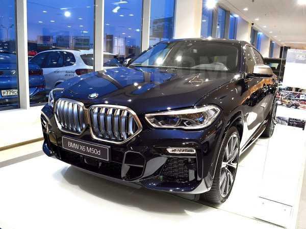 BMW X6, 2020 год, 9 232 700 руб.