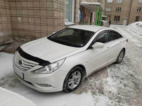 Hyundai Sonata, 2012 год, 699 000 руб.