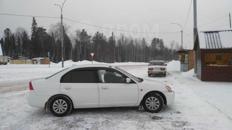 Honda Civic Ferio, 2001 год, 267 000 руб.