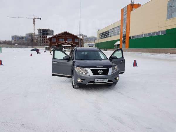 Nissan Pathfinder, 2014 год, 1 315 000 руб.