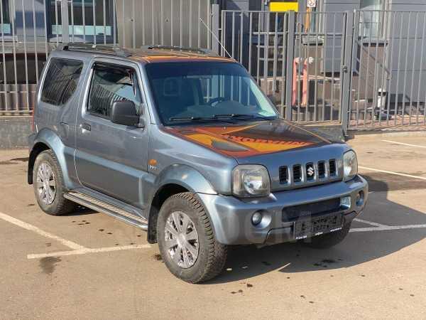 Suzuki Jimny, 2005 год, 420 000 руб.