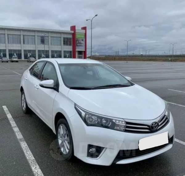 Toyota Corolla, 2015 год, 795 000 руб.