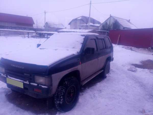 Nissan Terrano, 1993 год, 294 000 руб.