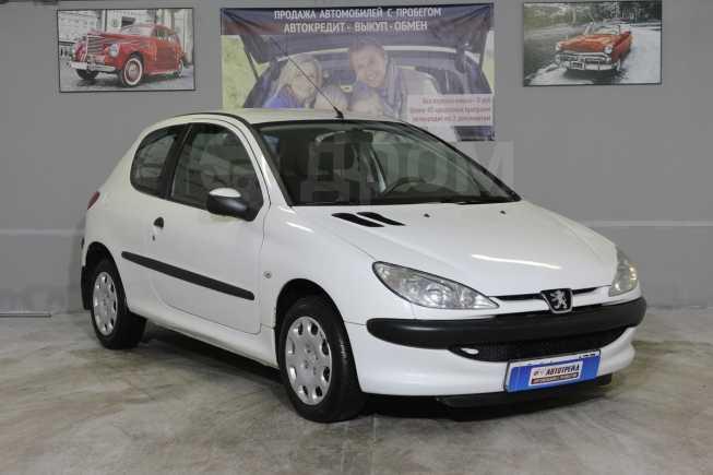 Peugeot 206, 2007 год, 175 000 руб.