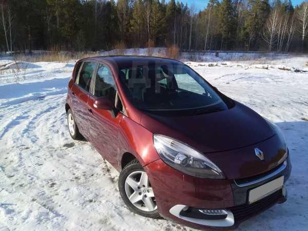 Renault Scenic, 2012 год, 545 000 руб.