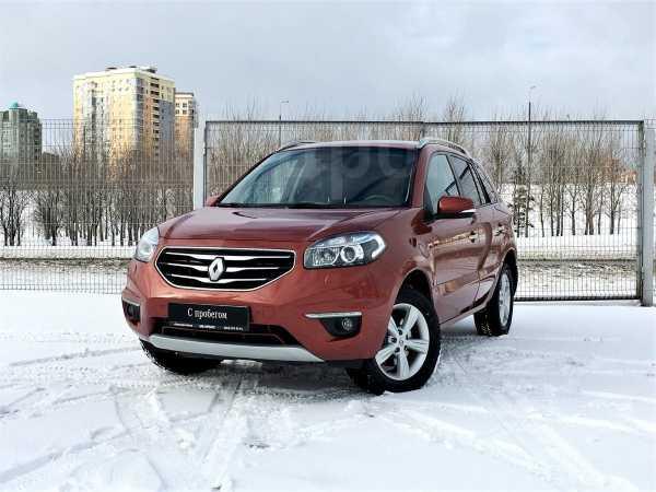 Renault Koleos, 2012 год, 740 000 руб.