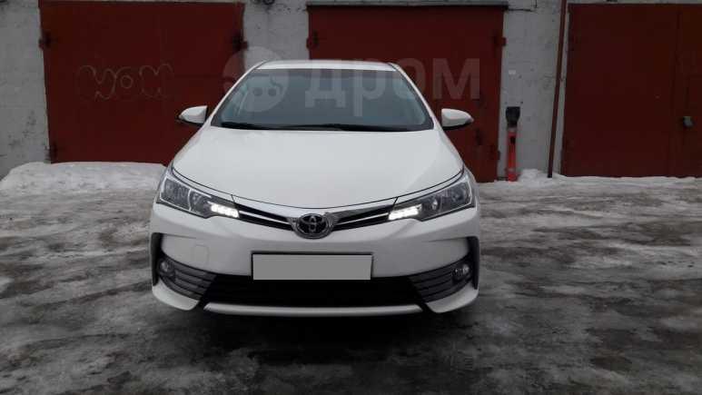 Toyota Corolla, 2017 год, 1 025 000 руб.