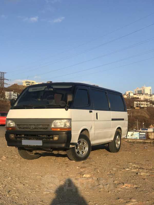 Toyota Hiace, 2003 год, 329 000 руб.
