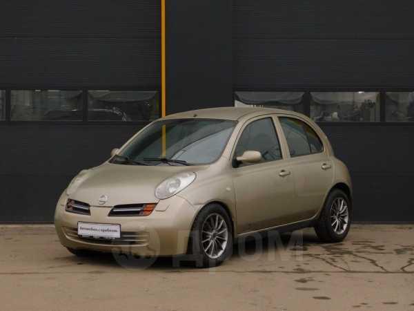 Nissan Micra, 2004 год, 160 000 руб.