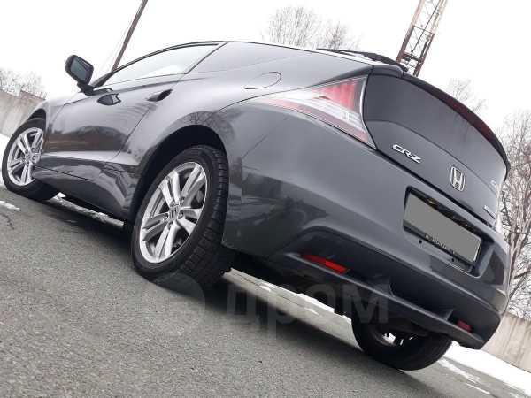 Honda CR-Z, 2010 год, 525 000 руб.