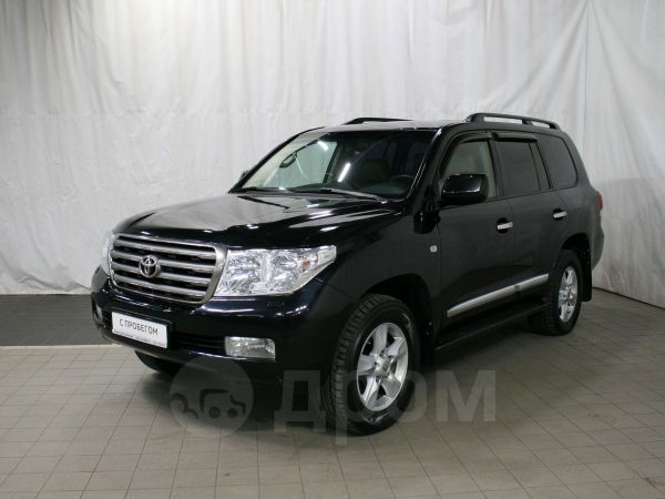 Toyota Land Cruiser, 2010 год, 1 725 000 руб.