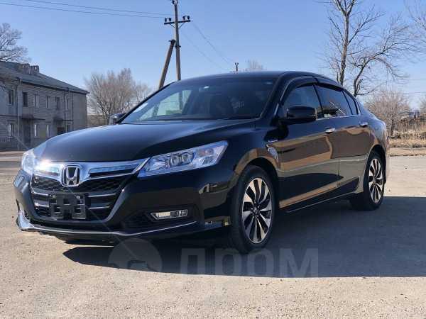 Honda Accord, 2015 год, 1 155 000 руб.