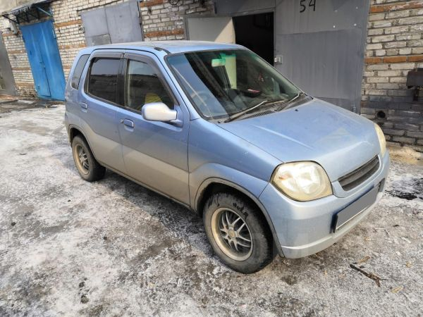 Suzuki Kei, 2002 год, 155 000 руб.
