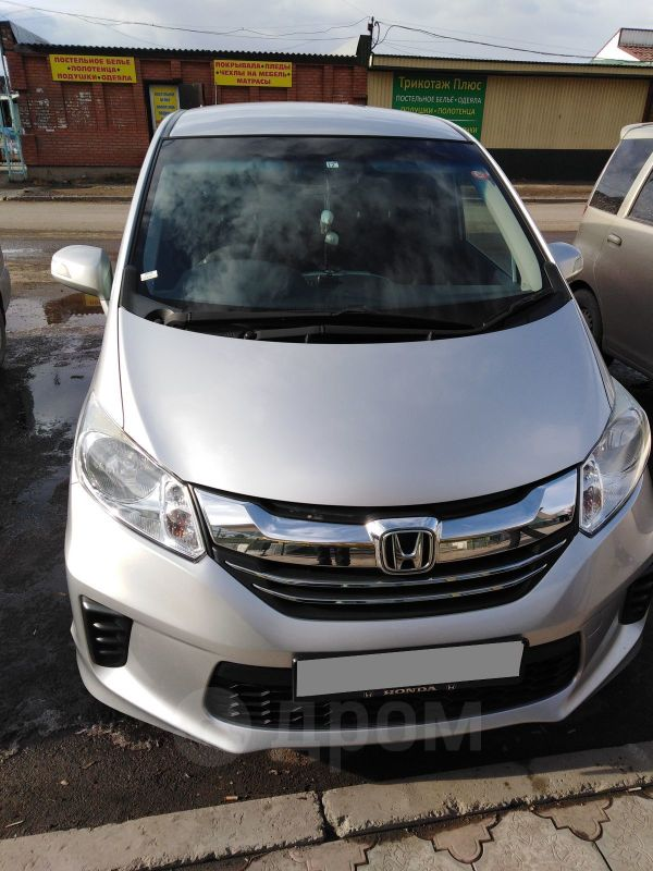 Honda Freed, 2014 год, 740 000 руб.