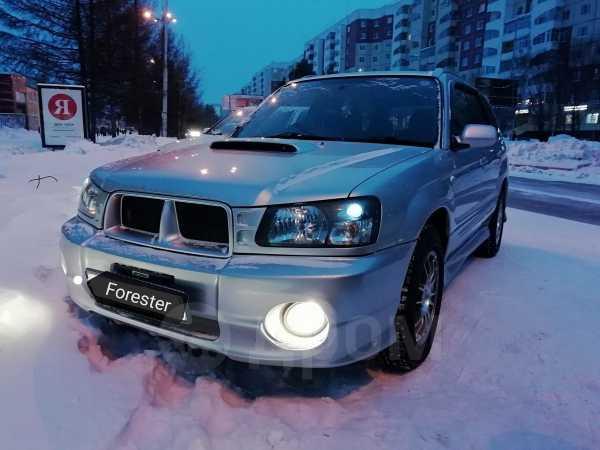 Subaru Forester, 2002 год, 510 000 руб.
