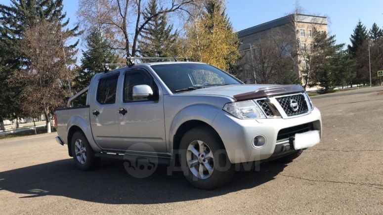 Nissan Navara, 2012 год, 1 020 000 руб.