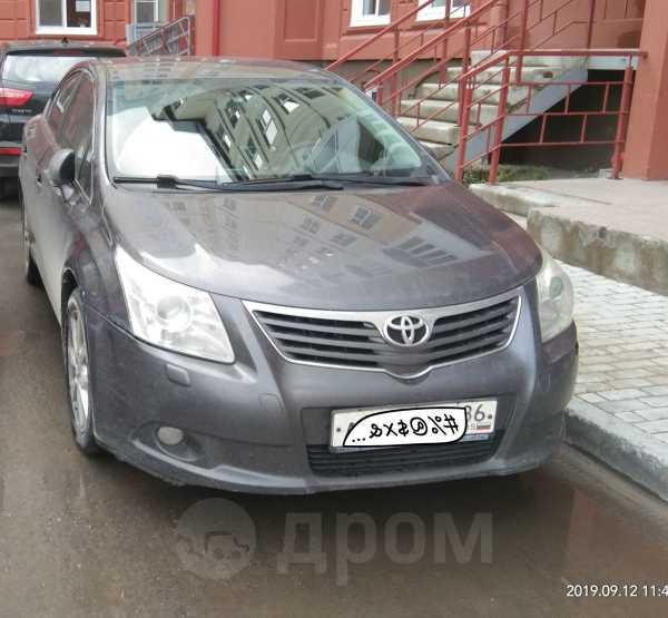 Toyota Avensis, 2010 год, 710 000 руб.