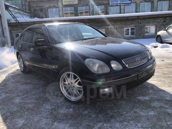 Toyota Aristo, 2002 год, 239 999 руб.