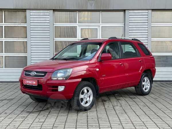 Kia Sportage, 2008 год, 565 000 руб.