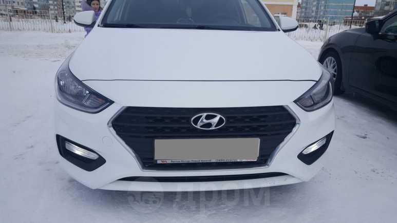 Hyundai Solaris, 2019 год, 980 000 руб.