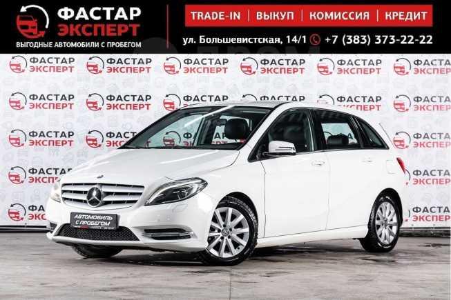 Mercedes-Benz B-Class, 2013 год, 699 000 руб.