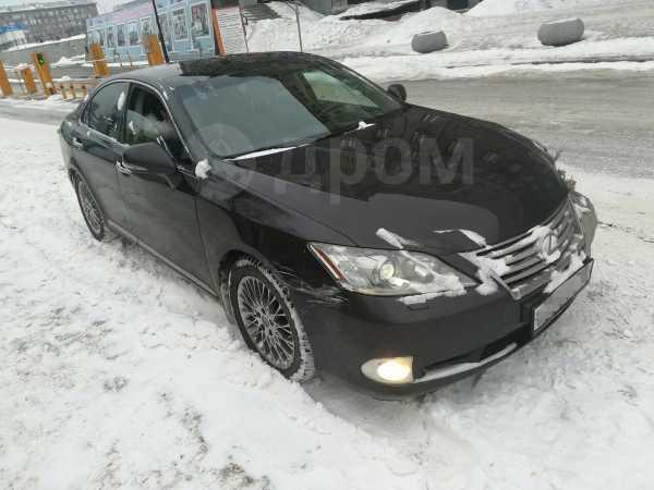 Lexus ES350, 2011 год, 490 000 руб.