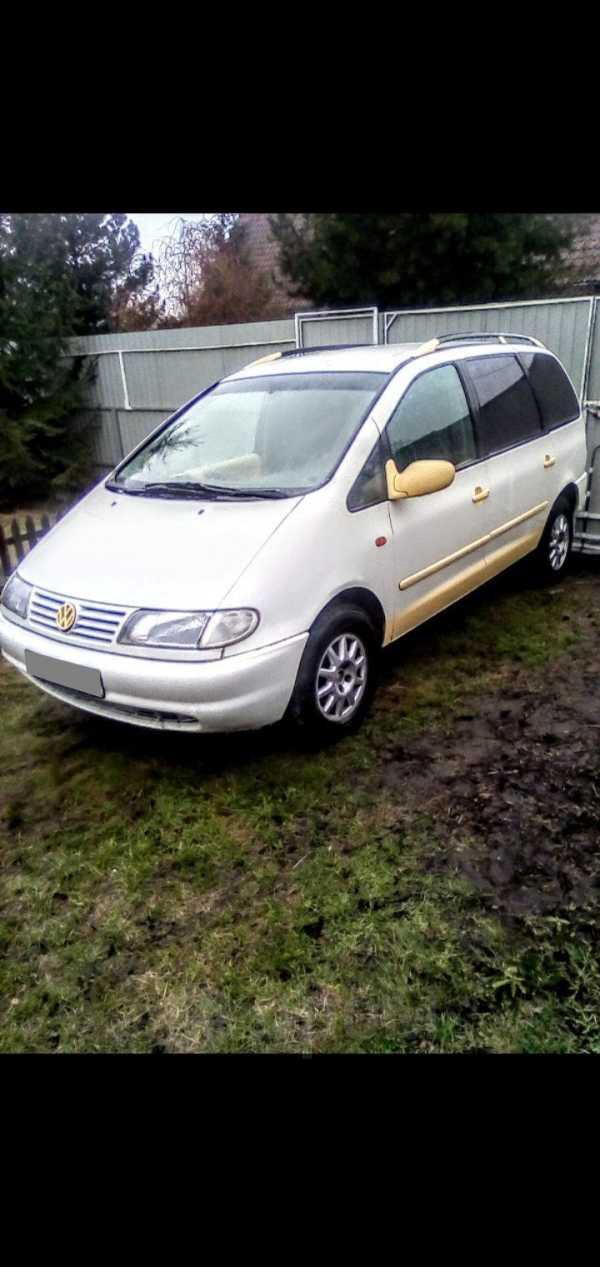 Volkswagen Sharan, 1996 год, 179 000 руб.