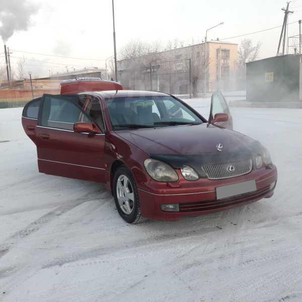 Lexus GS300, 1998 год, 460 000 руб.