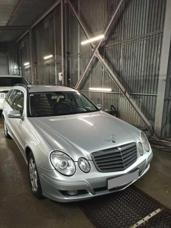 Mercedes-Benz E-Class, 2007 год, 520 000 руб.
