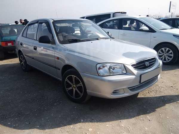 Hyundai Accent, 2011 год, 315 000 руб.
