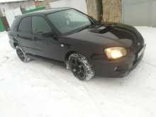 Оренбург Impreza WRX 2003