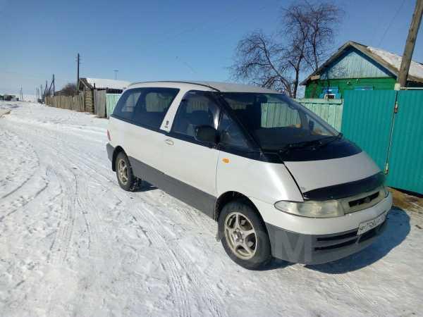 Toyota Estima Emina, 1993 год, 110 000 руб.