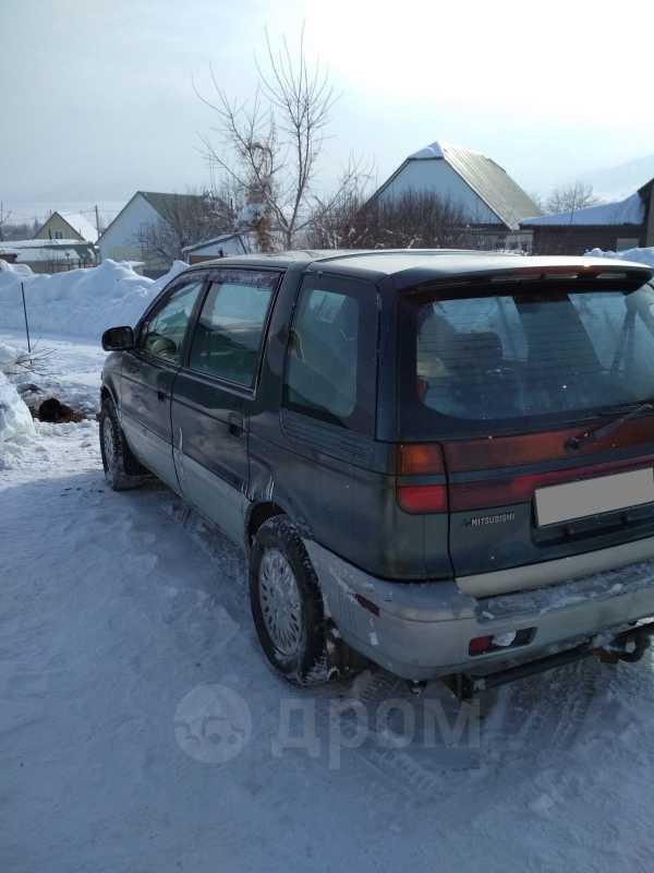Mitsubishi Chariot, 1994 год, 90 000 руб.
