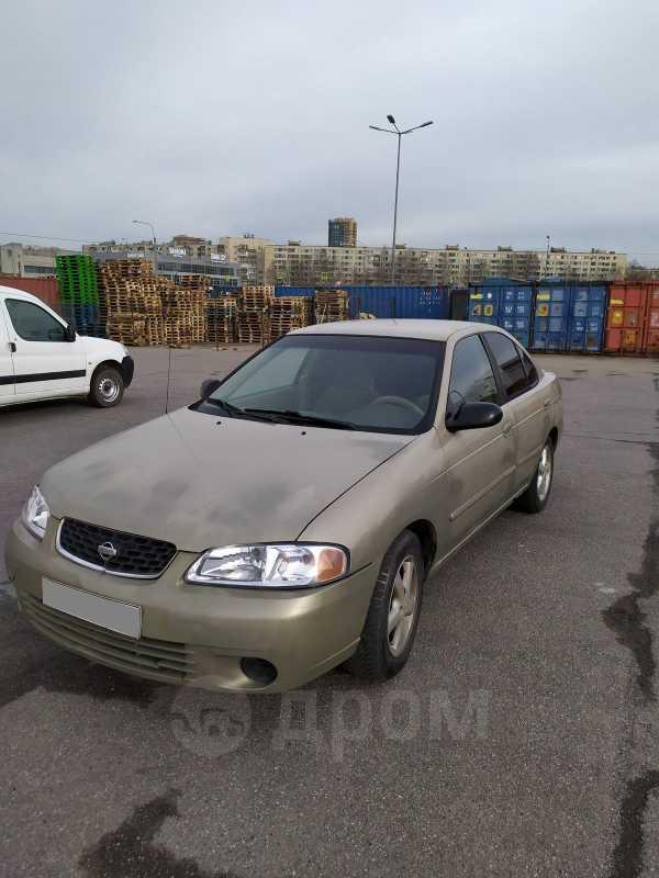Nissan Sentra, 2001 год, 65 000 руб.