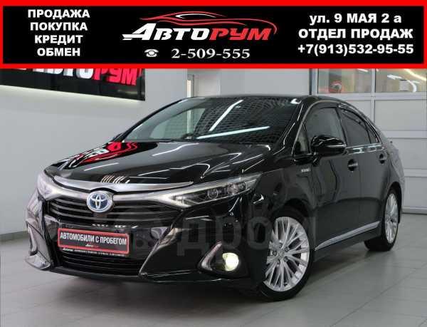 Toyota Sai, 2015 год, 1 217 000 руб.