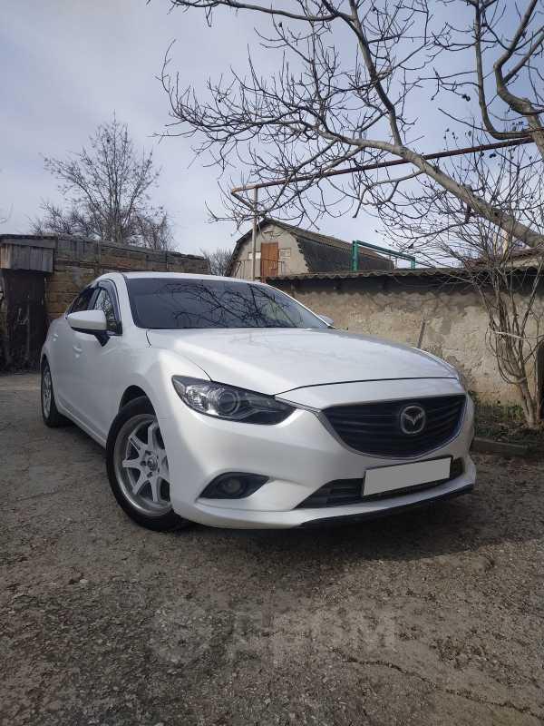 Mazda Mazda6, 2012 год, 620 000 руб.