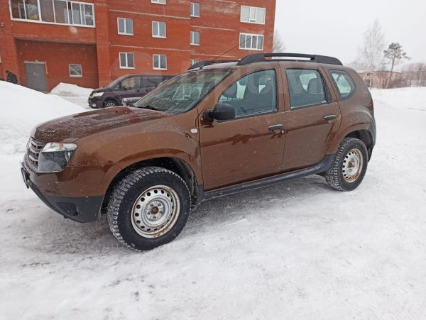Renault Duster, 2015 год, 595 000 руб.