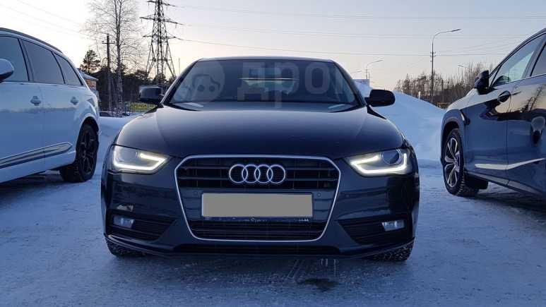 Audi A4, 2012 год, 825 000 руб.