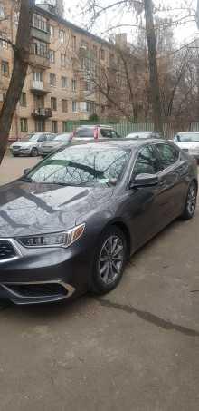 Москва Acura TLX 2017