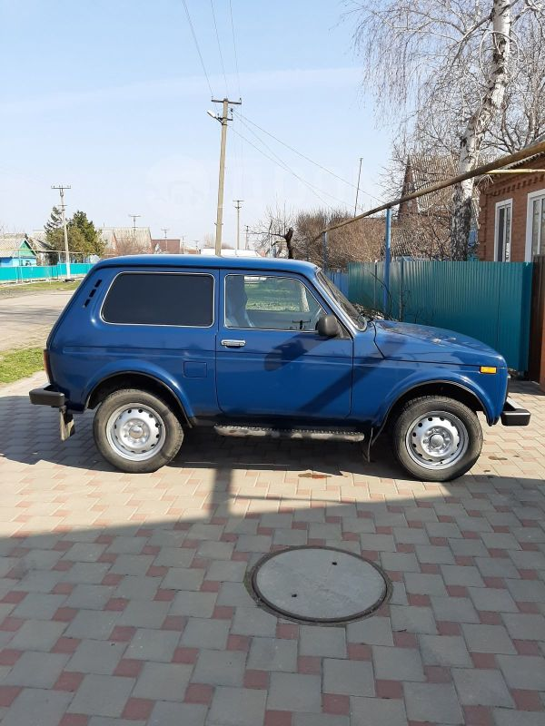 Лада 4x4 2121 Нива, 2013 год, 280 000 руб.
