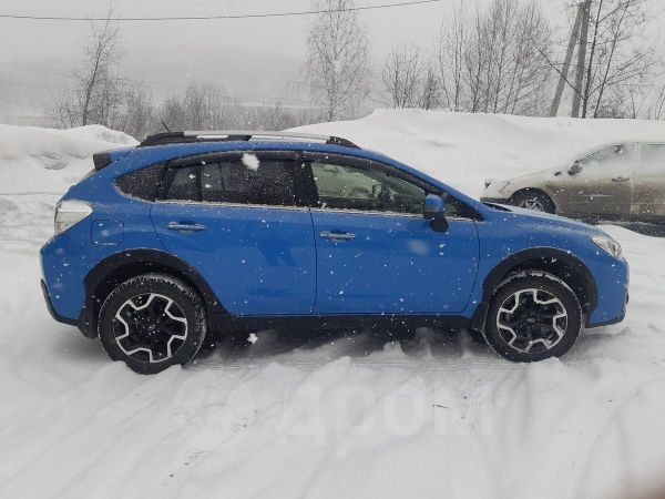 Subaru XV, 2017 год, 1 349 990 руб.