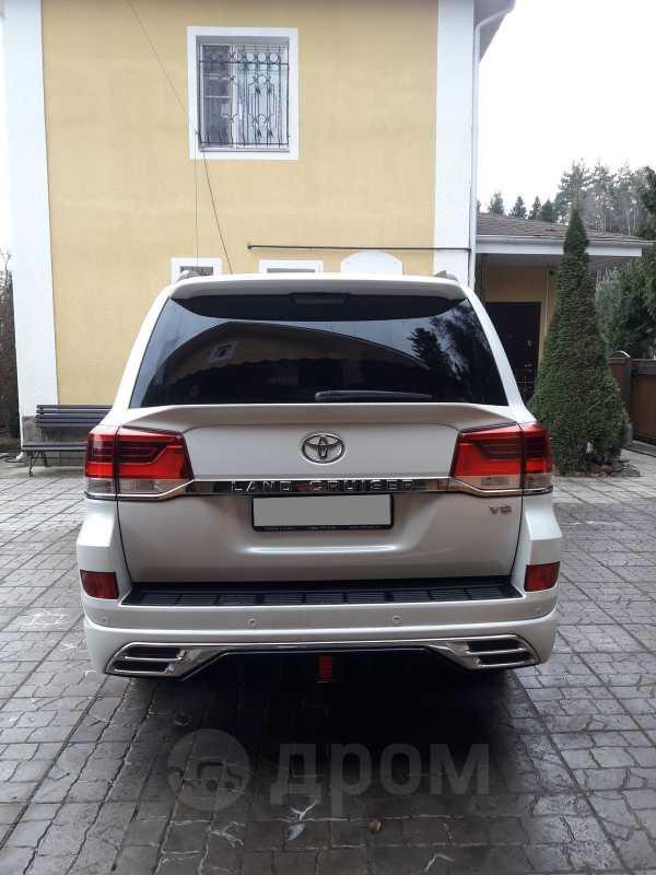 Toyota Land Cruiser, 2015 год, 4 000 000 руб.