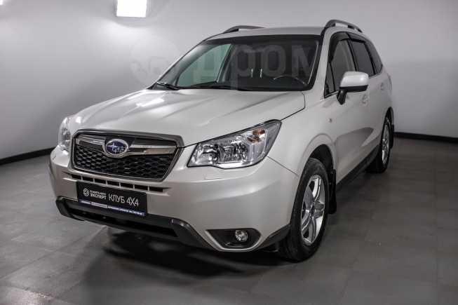 Subaru Forester, 2014 год, 1 116 000 руб.