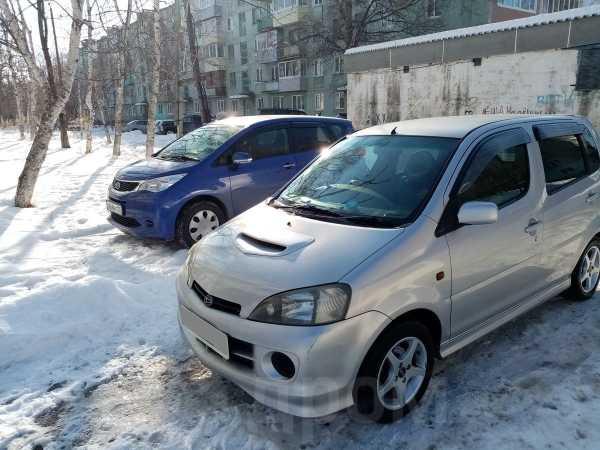 Daihatsu YRV, 2000 год, 180 000 руб.